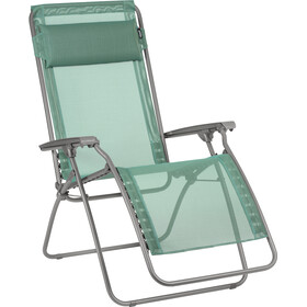 Lafuma Mobilier R Clip Relax Chair Batyline titane/chlorophyle